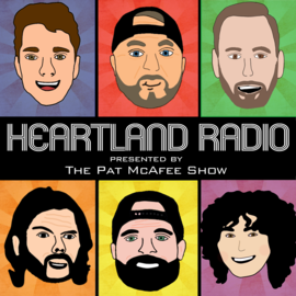 4bcd450f13bb Episode 45  Doug Jones Heartland Radio  Presented by The Pat McAfee Show